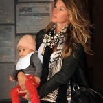 Gisele and Vivian in NYC April 11 2013 (1)
