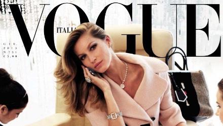 Vogue Italia June 2013