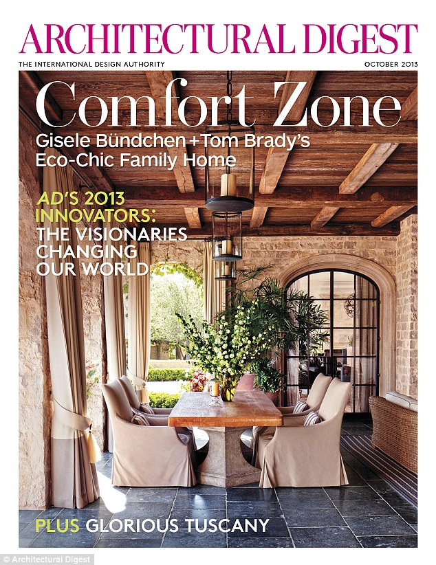 Architectural Digest US October 2013 (1)