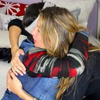 Cancer patient gets visit from Gisele December 26 2013  (8)