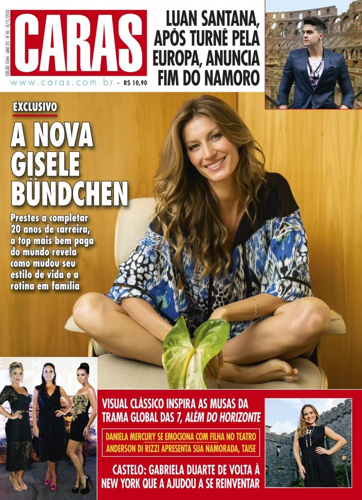 Caras Brazil November 8, 2013