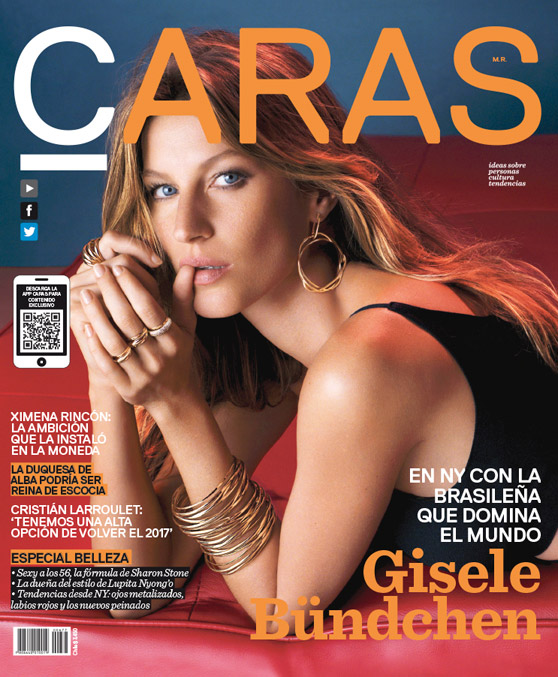 Caras Chile March 14, 2014