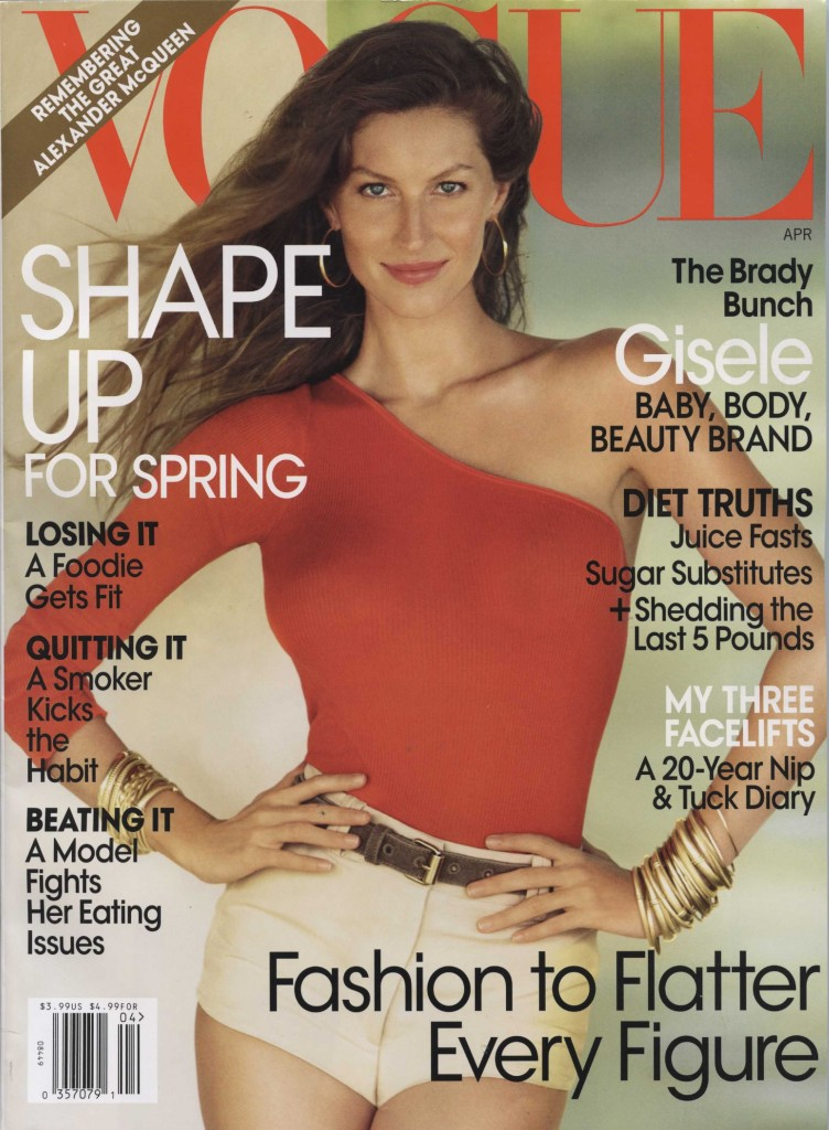 Vogue US April 2010