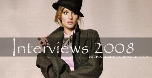 interviews 2008