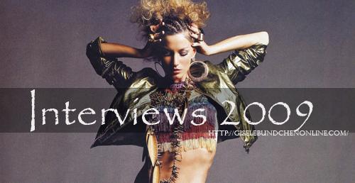 interviews 2009