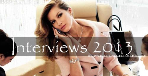 interviews 2013