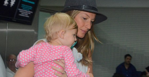gisele and vivian arrive in sao paulo for spfw april 1 2014 (1)