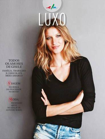 Ela Luxo Brazil May 2014