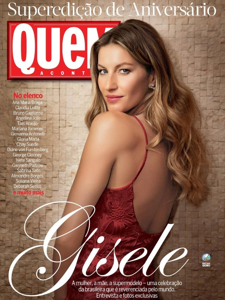 Quem Brazil October 2014 - 14th anniversary