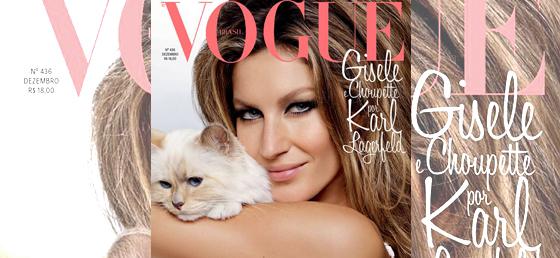 Vogue Brazil December 2014