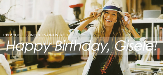 happybirthdaygisele